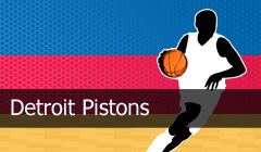 Detroit Pistons Tickets Detroit Pistons Basketball